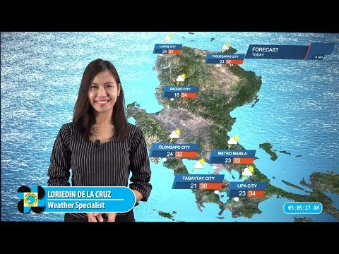 Public Weather Forecast Issued at 4:00 AM October 16, 2019