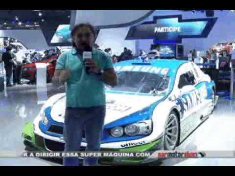 Programa Car Motor Show - 03 e 04/11