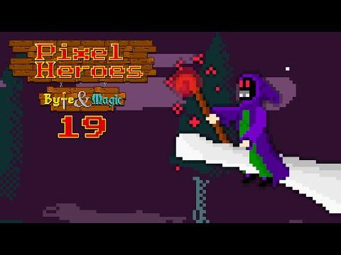 PIXEL HEROES: BYTE & MAGIC [S01E19] - Baba Yaga Goes LOOM ★ Let's RPG Pixel Heroes