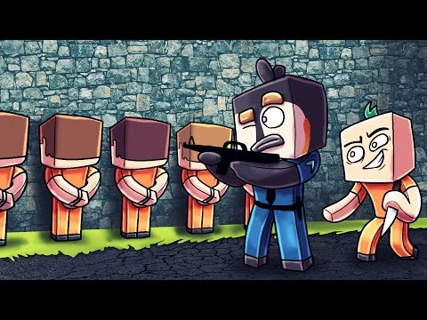 Minecraft   Prison Life - SWAT TEAM FINDS THE KILLER! (Jail Break in Minecraft) #8 - Видео из Майнкрафт (Minecraft)