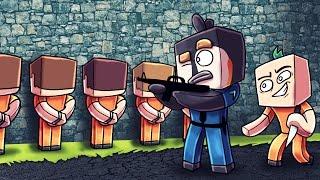 Minecraft | Prison Life - SWAT TEAM FINDS THE KILLER! (Jail Break in Minecraft) #8