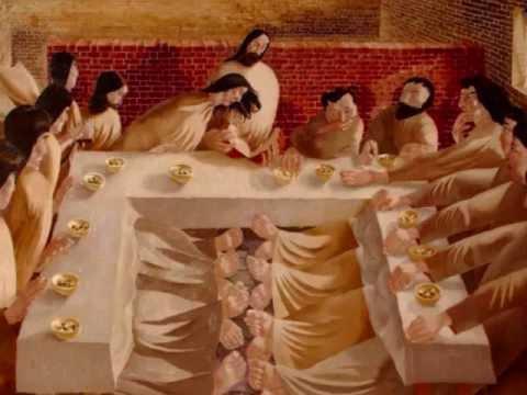 John Rutter, The Lord is My Shepherd, Sir Stanley Spencer