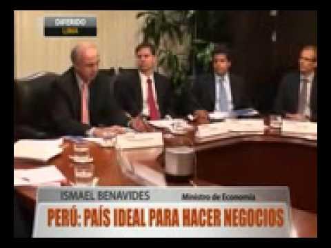 Perú es ideal para hacer negocios en sudamerica  ranking doing business 2011
