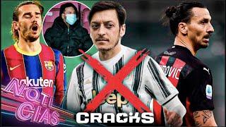 Barça EMPATA y así reacciona MESSI | Últimos RUMORES en Italia | Nueva 'LOCURA' de IBRA
