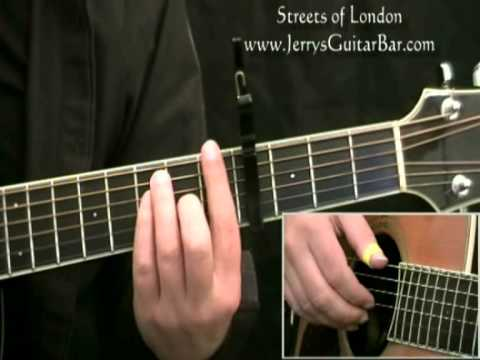 How To Play Ralph McTell Streets of London Introduction - YouTube