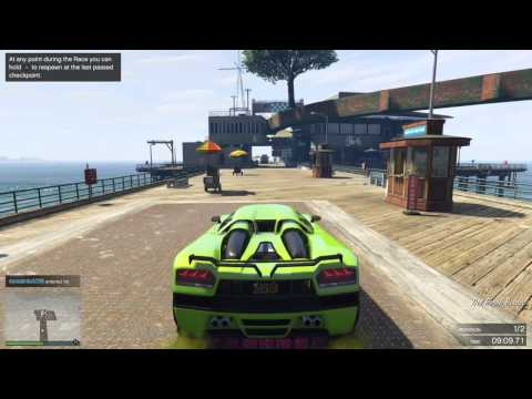 Grand Theft Auto 5 GIANT NOOB FAILURE STATUS