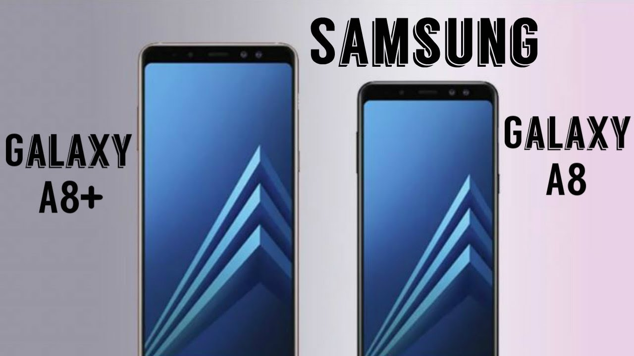 Image result for Galaxy A8 and A8+