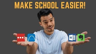 Back to School | The Best Apps To Make School Easier
