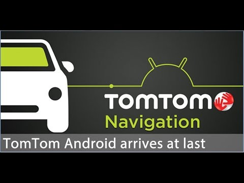 How To Instal TomTom Eastern Europe V1.3.2 For Android Cz Návod