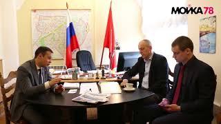 Смотреть видео Для банка «Санкт-Петербург» закон о названиях не опасен — Денис Четырбок онлайн