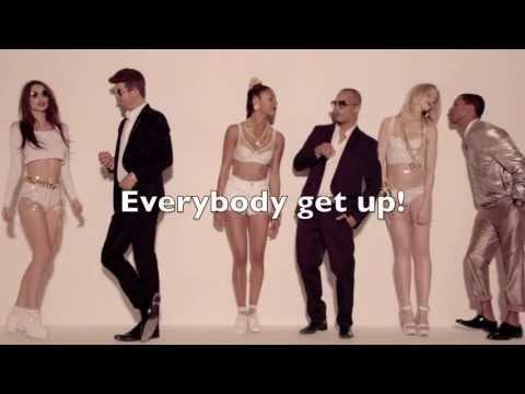 Robin Thicke Blurred Lines Lyrics + FREE DOWNLOAD mp3
