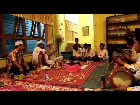 Hadrah Al banjari shohibul jinan Roqqot Aina Voc. Abdul Ghoffar mendek badung proppo pamekasan