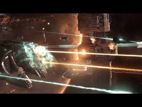 A closed Alpha has been announced for EVE Echoes, sign up details here