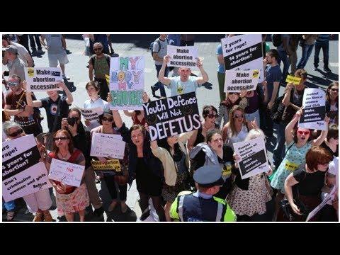 Both sides in Irish landmark abortion vote make final pleas to voters