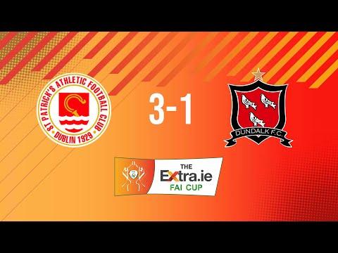 St. Patricks Dundalk FC Goals And Highlights
