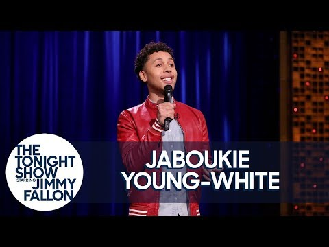Jaboukie YoungWhite: StandUp