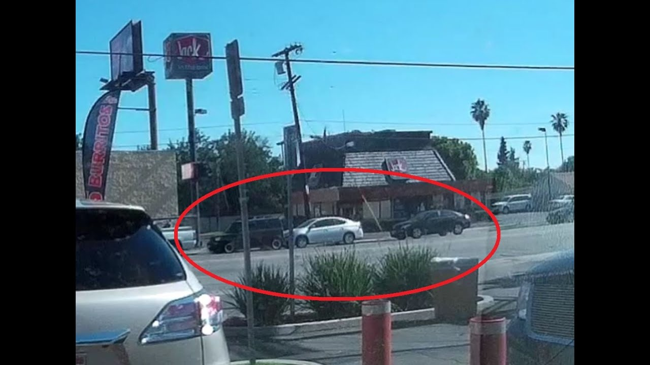 Music Video With Car Crash At Beginning