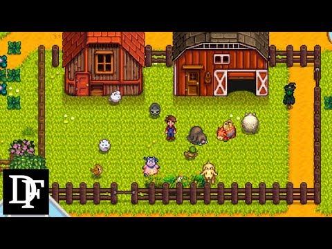 Pokemon Farm! Pokemon Mod - Stardew Valley Gameplay HD