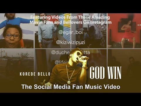 Korede Bello - God Win [Fans Video]