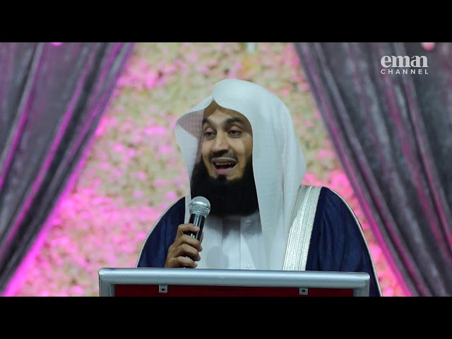 Dealing with Differences -  Mufti Menk