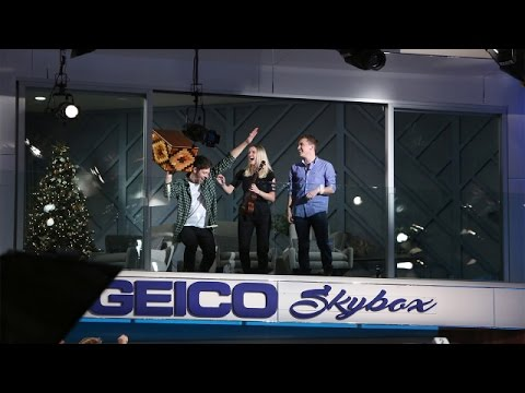 Ellen's Singing GEICO Skybox Challenge Winners!