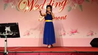 1040530朋友女兒婚禮表演.