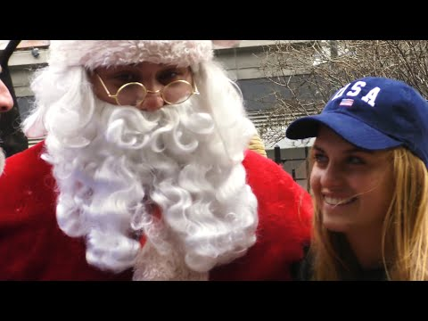Christmas Day in New York City / Manhattan / 25th December 2017 [4K]