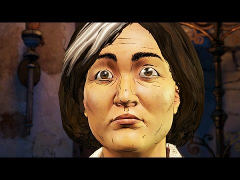 The Walking Dead Episode 3 - Say Nothing Or Demand Justice For Mariana's Murder - Alternate Choices