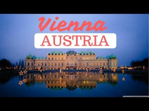 Vienna Austria Travel Vlog / Favourite City