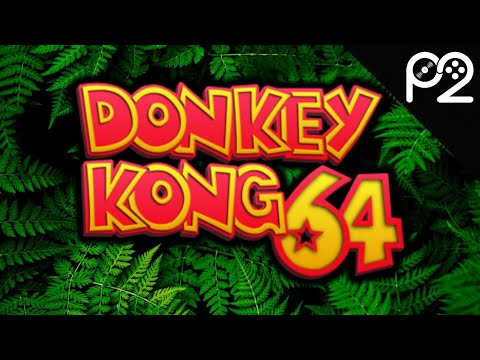 DK Rap (Donkey Kong 64) [Player2 Remix]