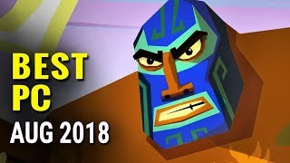 Top 25 Best New PC Games of August 2018 | Playscore