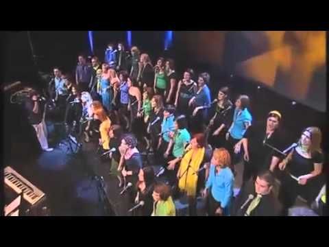 Incroyable chorale a capella