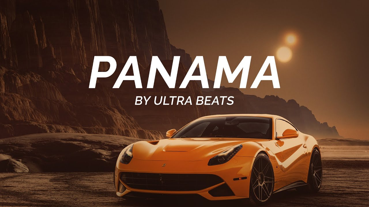 """ Panama "" Azet Type Beat / German Rap / Instrumental / Hip Hop Beat / Prod. by Ultra Beats"