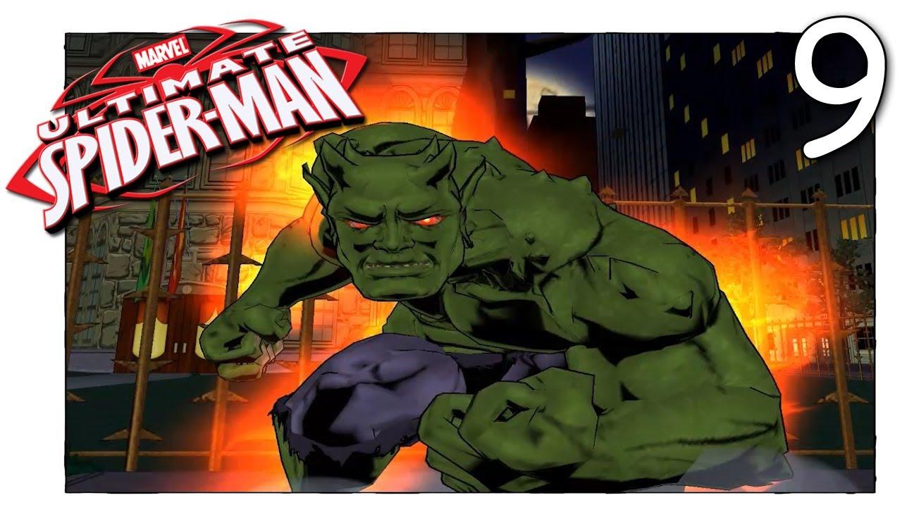 Ultimate Spider-Man #9 - Spider-Man vs Green Goblin - Let ...