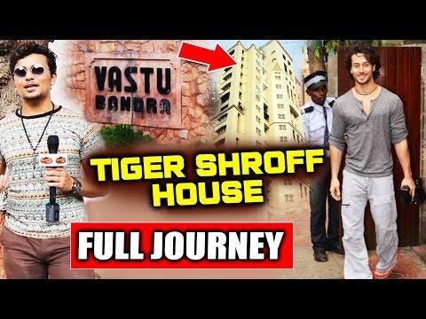 Tiger Shroff Mumbai House | VAASTU | Full Journey | Bollywood का Action Hero