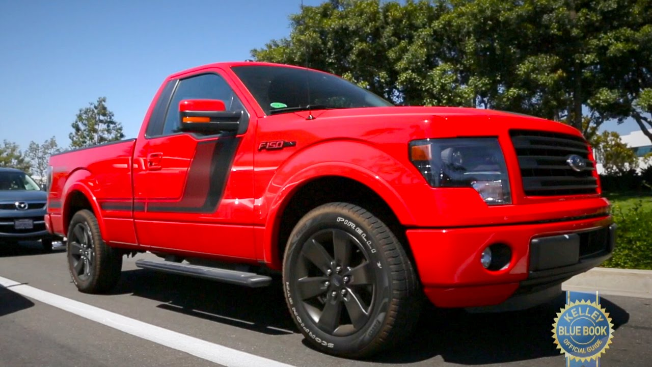 2014 Ford F-150 Tremor - KBB Quick Take - YouTube