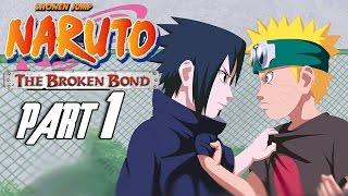Naruto: The Broken Bond - Walkthrough Part 1, Gameplay Xbox 360