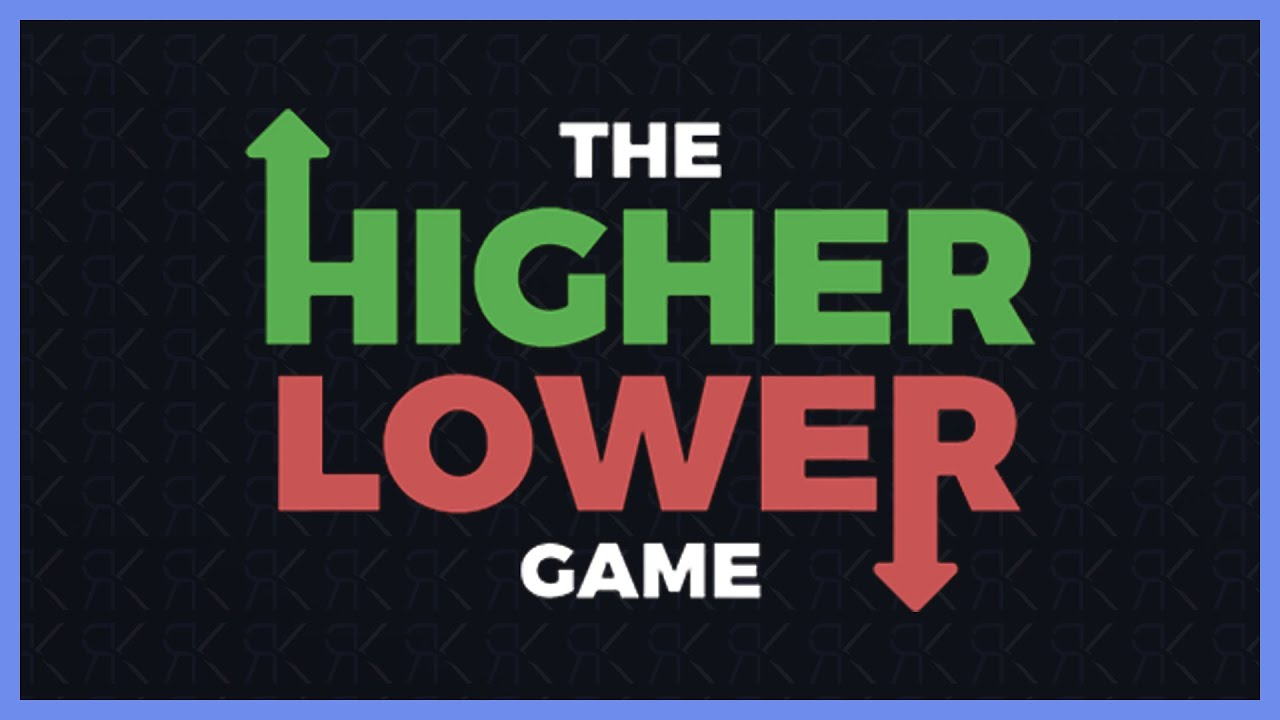 High or Low? | The Higher Lower Game - YouTube