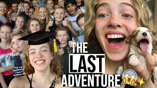 I taught English in a Dutch school... & went HOME! 😭 The Last Solo Interrail Vlog - The Netherlands