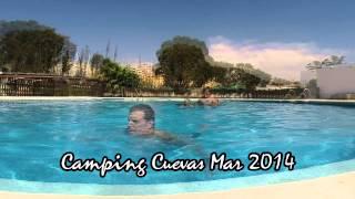 CAMPING CUEVAS MAR ALMERIA 2014