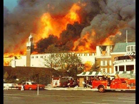 Garden State Park Race Track Fire Demolished 2003 Phoenix room clubhouse Cherry Hill NJ nikkinizz