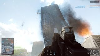 Battlefield 4 Multiplayer PC Gameplay P.122