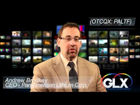 OpenCEOLive - PALTF - Pan American Lithium Corp CEO Talks about the Mining and Lithium Industry