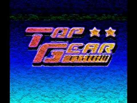 Top Gear Soundtrack - Title