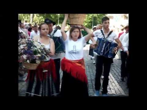 2013 - Cortejo das Flores - SÃO PEDRO  FELGUEIRAS