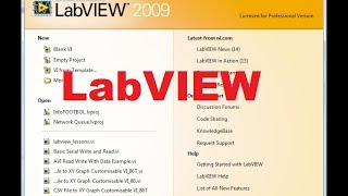 Beginners LabVIEW Tutorials