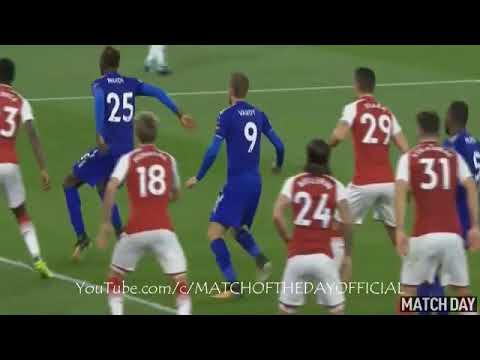 Arsenal vs Leicester City 4 3   All Goals & Extended Highlights   Premier League 11 08 2017 HD   You