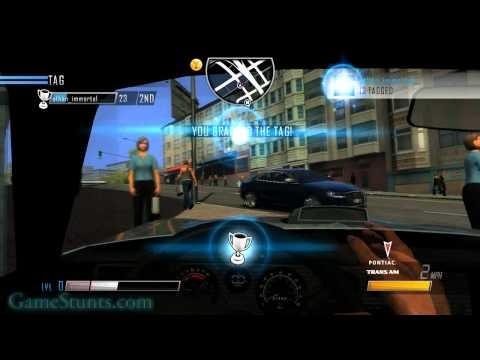 Driver San Francisco multiplayer TAG