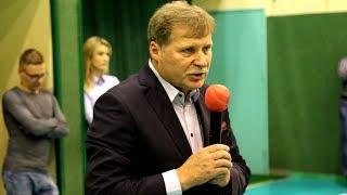Leszek Harabasz o turnieju im  Aleksandra Harabasza