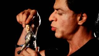 SRK has found his Alter Ego - G.One Action Figure